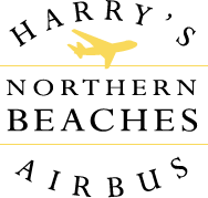 Harry's Nothern Beaches Airbus